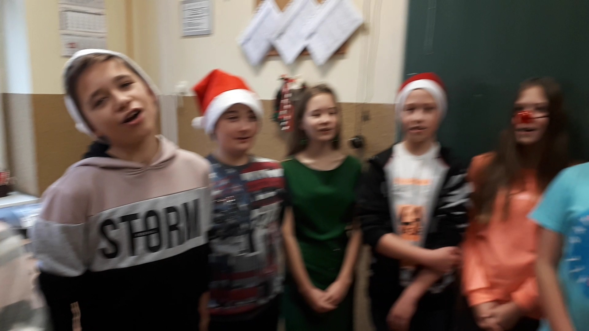eTwinning  Christmas Carol Video Exchange - Obrazek 4